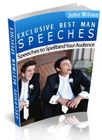 Best Man Speech Book